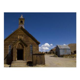 Bodie Methodist Church Postcard