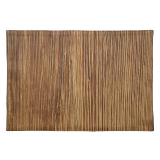 BODIE WOOD DETAIL PLACEMAT