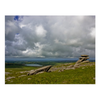 Bodmin Moor Postcard