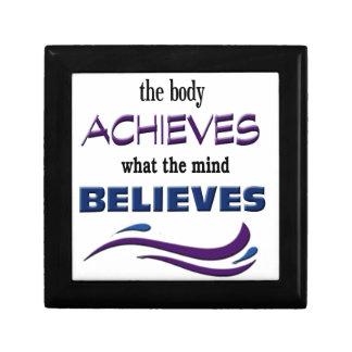 Body Achieves, Mind Believes Gift Box