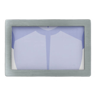 Body Armor Rectangular Belt Buckle
