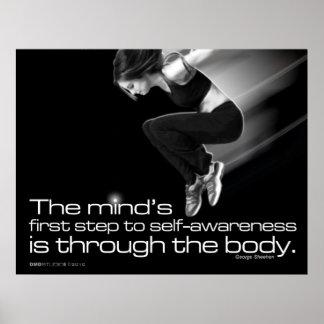 Body Awareness Print