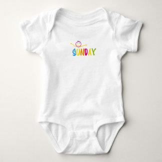 body baby for Sunday Baby Bodysuit