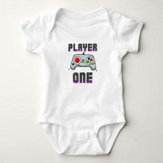 BODY BABY - GAME PLAYER ONE BABY BODYSUIT