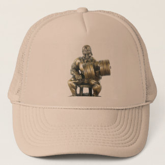 Body Builder Trucker Hat