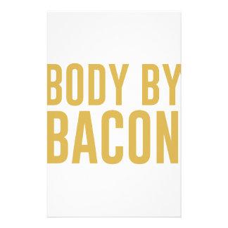 Body by Bacon Stationery