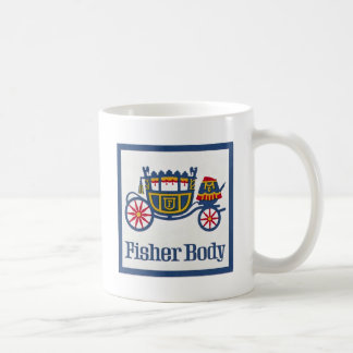 Body by Fisher Mug