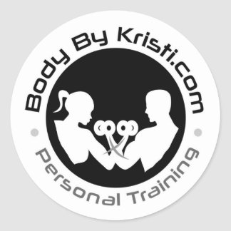 Body By Kristi Personal Training Stickers