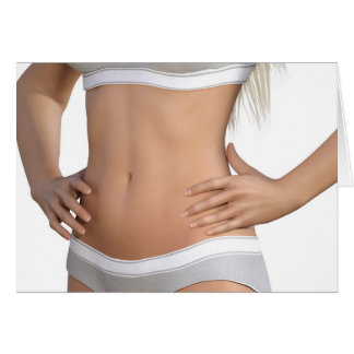 Body Contour Shaping and Aesthetic Industry Note Card