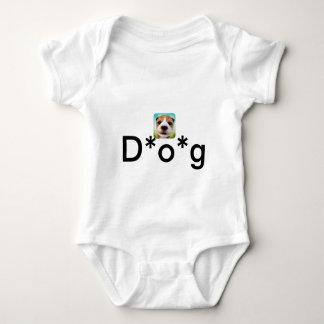 Body Dog twelve meters Baby Bodysuit