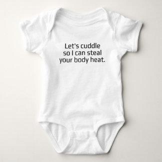Body Heat Baby Bodysuit