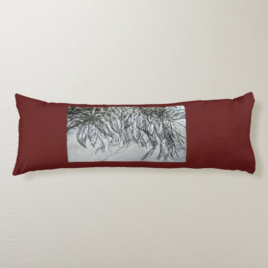 Body Huggers Art Display Body Pillow