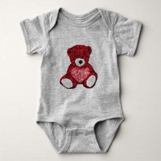 Body in Jersey will be Babies Baby Bodysuit