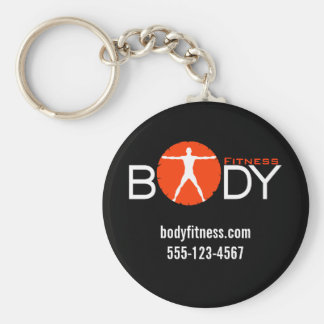 Body Madness Fitness Personal Trainer Key Rings
