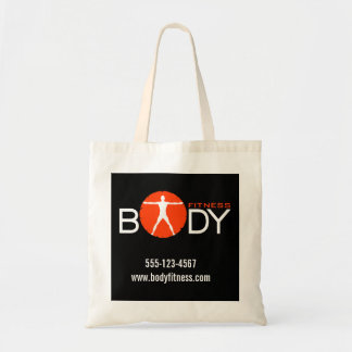 Body Madness Personal Trainer Budget Fitness Tote