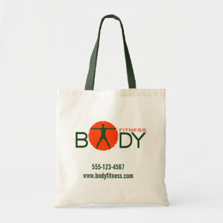 Body Madness Personal Trainer Promotional Tote Bag