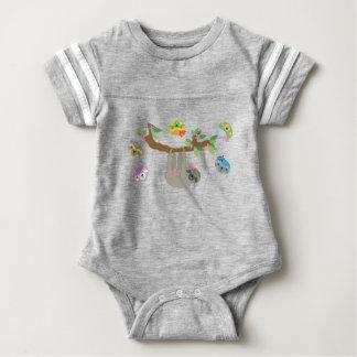 Body Paresses - combinaison paresseuse de bébé