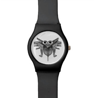 Body Part Monster Illustration Watch