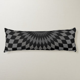 Body Pillow - Wonderland Floor Grey