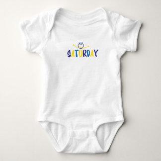 body Saturday Baby Bodysuit