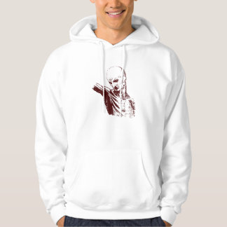 body study hoodie