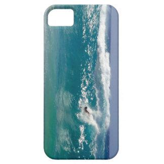 Body Surfing Sandy Beach iPhone 5 Case