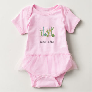 Body tutu for baby girl baby bodysuit
