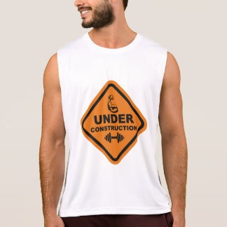 Body Under Construction Tank Top