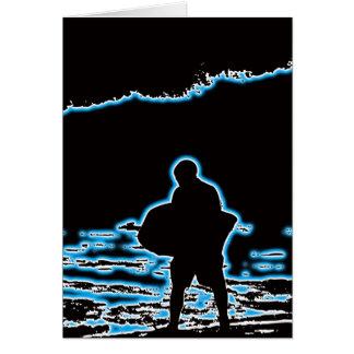 BodyBoard Shore Break Card