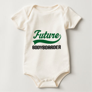 Bodyboarder (Future) Baby Bodysuit