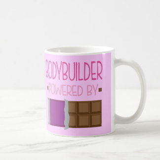 Bodybuilder Chocolate Gift for Woman Coffee Mug