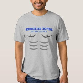 Bodybuilder Costume Shirts