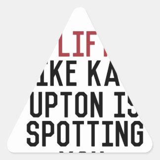 bodybuilder_kate upton triangle sticker