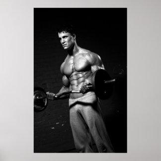 Bodybuilder Poster #2