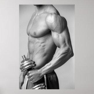 Bodybuilder Poster #8