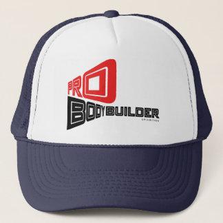 Bodybuilder Pro Dark Blue Hat