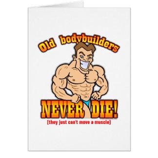 Bodybuilders Card