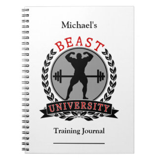 Bodybuilding Beast University Training Journal
