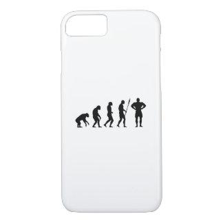 bodybuilding evolution iPhone 7 case