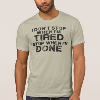 Bodybuilding Gym Motivation Tshirts