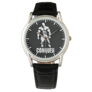 Bodybuilding Motivation Wristwatches