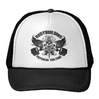 Bodybuilding - Physical Culture - Warrior Crest Mesh Hats