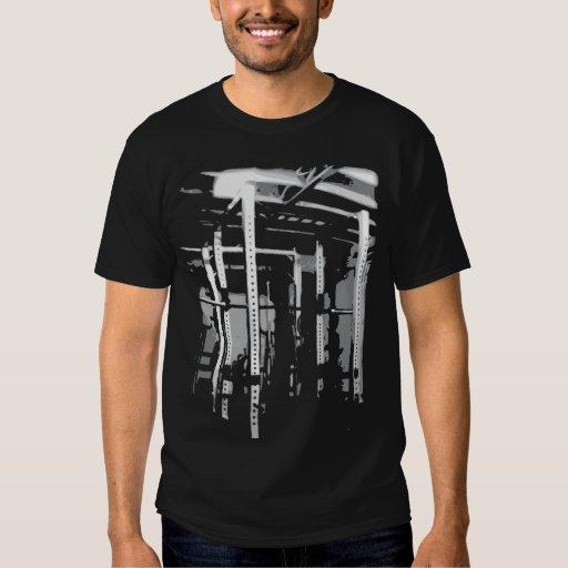 Bodybuilding Workout Picture- Squat Rack Shirts