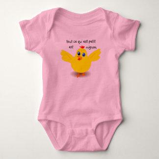 bodystocking baby chick baby bodysuit