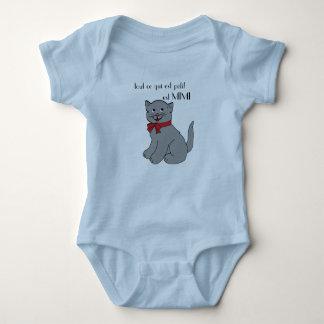 "bodystocking baby ""kitten mimi "" baby bodysuit"