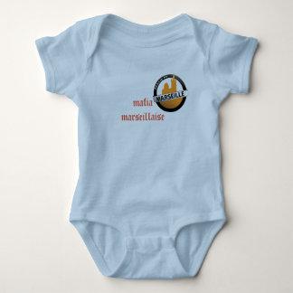 bodystocking baby Mafia made in Marseilles Baby Bodysuit