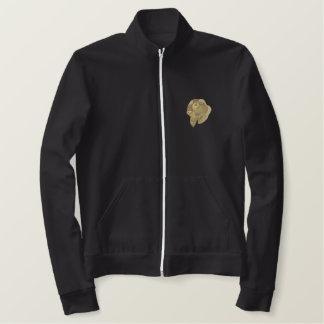 Boer Goat Embroidered Jacket