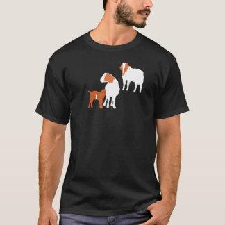 Boer Goat Family T-Shirt