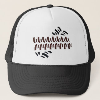 Bogger Tracks Trucker Hat