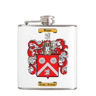 Boggs Hip Flask